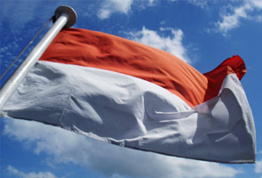 Rakyat Malaysia ditahan kerana didakwa persenda bendera Indonesia