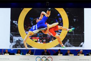 Acara gusti kembali ke Olimpik