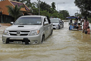 2.45 juta rakyat Thai terjejas banjir, 13 maut setakat ini