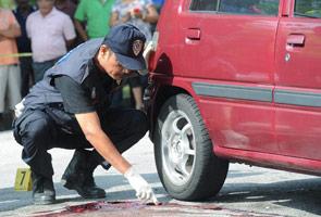 Bekas anggota TUDM mati ditembak berhampiran restoran bapa