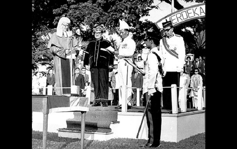 Hari Malaysia, 16 September 1963, Pertubuhan Malaysia