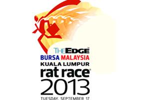 KL Rat Race 2013 kutip RM1.8 juta untuk kebajikan