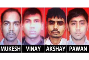 Delhi gang-rape case: The four men who have been given the death sentence