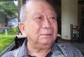 Tarikh kematian Chin Peng, Hospital di Bangkok tidak dirujuk