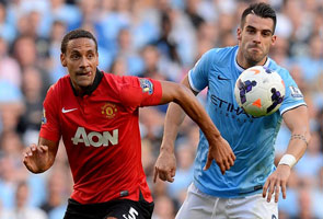 Manchester City jinakkan Red Devils