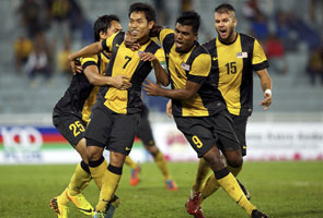 Malaysia layak ke final Pestabola Merdeka 2013