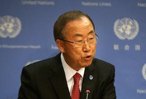 Terlalu ramai orang Palestin dibunuh - Ki-moon