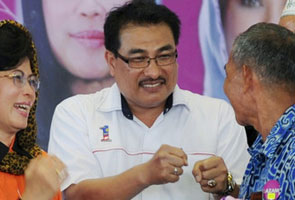 Datuk Suhaimi nafi laporan sejumlah kereta mewah dirampas SPRM, miliknya