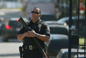 Washington gunman 'hunted' victims: FBI