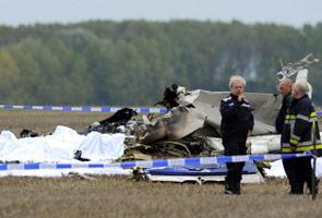 Sekurang-kurangnya 10 mati dalam nahas udara di Belgium