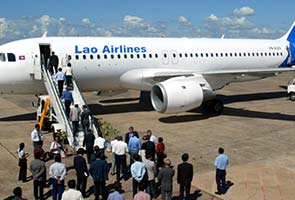 Search for bodies after deadly Laos plane crash