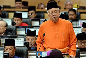 Elaun Keraian Menteri Malaysia dipotong 10%