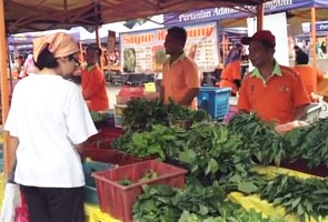 Kenaikan harga minyak tidak jejas harga barang pasar tani - Ismail Sabri