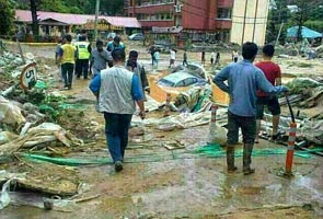 Three dead in Cameron Highlands mud flood