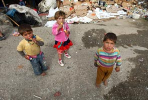 No Eid holiday for hungry Damascus children: activists