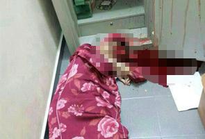 Pegawai bank mati ditembak di kepala