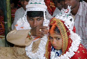 Child marriages: Students send 100,000 protest letters to Indian president
