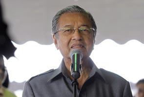 Di zaman saya, rakyat tahu bagaimana wang negara hilang - Tun Dr Mahathir