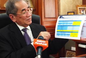 Wan Junaidi: Orang Melayu paling ramai ditahan dalam Op Cantas Khas