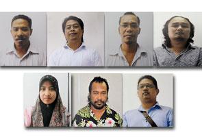 Polis edar gambar anggota kumpulan 'Tuhan Harun' untuk bantu siasatan