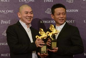 Anak Malaysia di Taiwan menang pengarah terbaik Anugerah Golden Horse