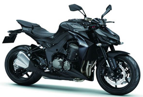 Kawasaki refreshes its Z1000 range, launches automatic scooter