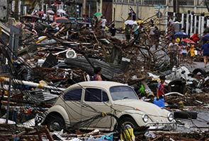 Why does the Philippines have so many disasters?