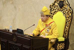 Non-Muslims can't use 'Allah' - Sultan Selangor