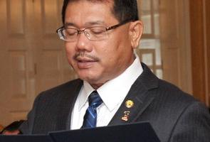 Johnny Mositun dilantik Setiausaha Agung PBS