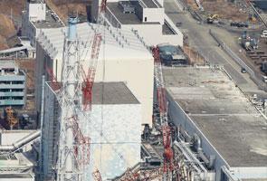 Media Jepun lawat loji janakuasa nuklear Fukushima Daiichi