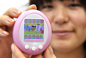 Tamagotchi virtual pets to return to Europe, N. America