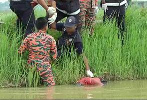 Three siblings found dead, believed murdered