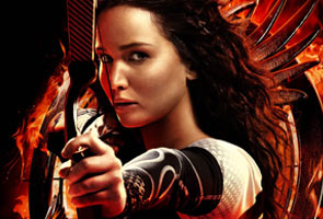 'Hunger Games' blazes at top of N. American box office