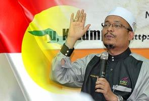 Ustaz Kazim Elias tolak pelantikannya sebagai ahli Majlis Tertinggi UMNO