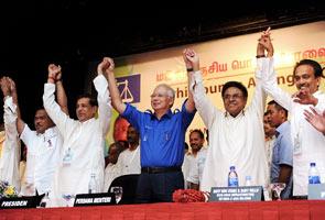 Sothinathan, Saravanan dan Balakrishnan naib presiden MIC baharu