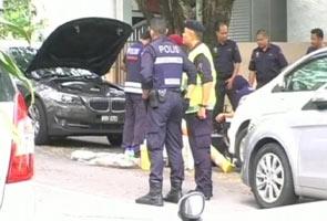 Penjenayah samun ditembak mati di ibu negara