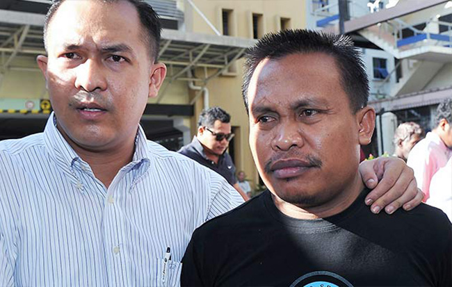On Oct 23 A Security Guard Working At The Ambank Branch In Usj Sentral Subang Jaya Shoots Dead Bank Operations Officer Norazita Abu Talib 37