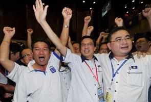 Liow Tiong Lai presiden MCA baru, Wee Ka Siong timbalan