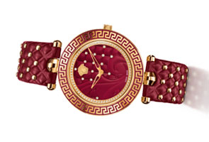Versace offers special edition Vanitas watch for Christmas
