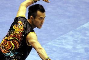 Wushu: Pingat gangsa untuk Mun Hua