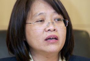 Chew Mei Fun is BN candidate for Kajang by-election