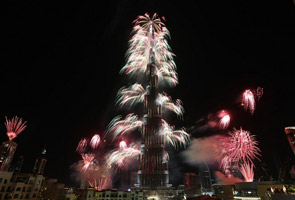 Dubai sets new fireworks world record