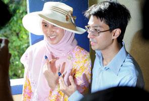 Nurul Izzah hubby officially divorced