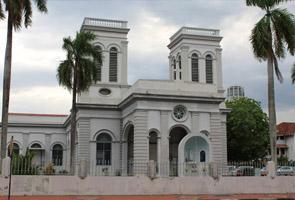 Gereja di Pulau Pinang diserang bom buatan sendiri