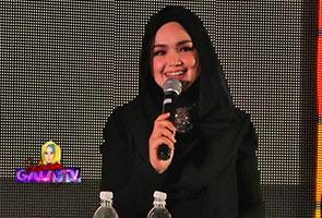 Suka duka bergelar 'Datuk Siti Nurhaliza'