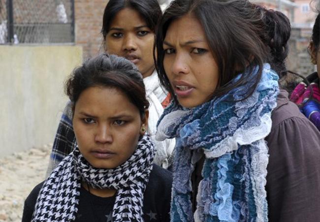 nepal slavery