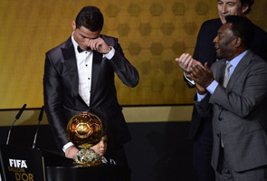 WORLD CUP: RONALDO LOOKS TO AVOID BALLON D'OR CURSE
