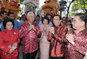 Najib hopes Malaysia will continue to preserve peace and harmony