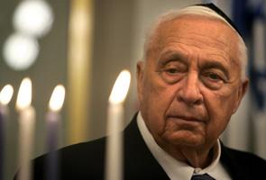 Bekas perdana menteri Israel, Ariel Sharon meninggal dunia