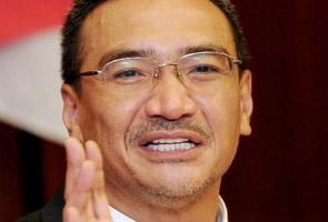 Tidak mungkin MH17 ditembak pesawat pejuang - Hishammuddin